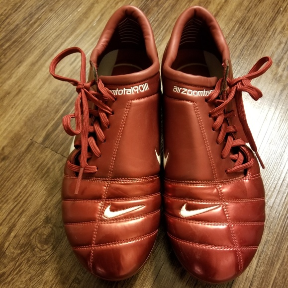 552415f344f7b Vintage Air Zoom Total 90 III Cleats Made in Italy.  M 5af128d3f9e501cd56d41812